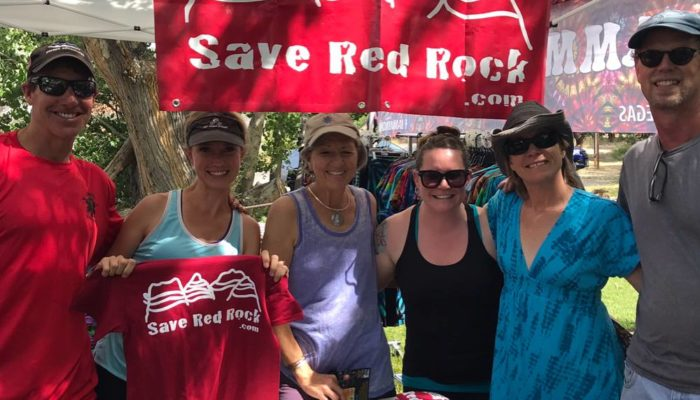 Save Red Rock Hosts Successful Music Festival, Showcases a Sizzling Selection of Indie Bands and Musicians